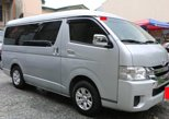 Private Van from Puerto Princesa to El Nido or vice-versa