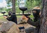 "Paintball – ""Fake-blood"" Bullets Battle"