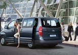 Luxury Minivan for Airport transfers in Mauritius
