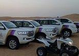 Dubai Desert 4x4 Safari with Quad Ride from Sharjah
