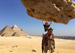 Africa & Mid East - Egypt: 2 hours Camel or horse ride outside Giza pyramids Cairo Giza hotels