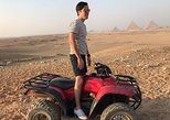 Africa & Mid East - Egypt: camel ride and quad bike around the gate of Giza pyramids