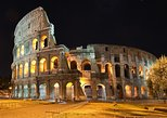 Colosseum by Night with Underground Access, Arena Floor & Roman Forum Tour