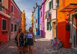 Murano & Burano Islands Half Day Guided Tour by Private Water Taxi