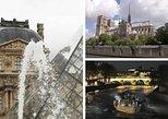 Best of Paris Tour: Skip-the-Line Louvre, Notre Dame Island Walk & River Cruise