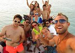 Bacalar Lagoon Sightseeing Boat Tour with Snorkeling, Open Bar