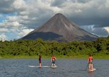 Stand Up Paddle Board on Arenal Lake
