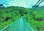 Monteverde Cloud Forest and Hanging Bridges from Guanacaste