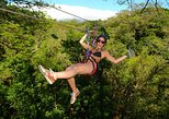 Buena Vista Combo Tour: Ziplining and Hot Springs from Guanacaste
