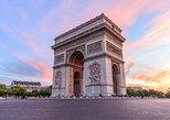 Skip the Line: Arc de Triomphe Including Terrace Access