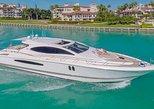 75' Lazzara LSX Boat Rental with Jet Ski in Miami