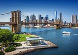 Live Guided Bike Tour of the Brooklyn Bridge, New York City, Small Group Tour