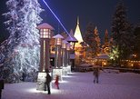 Rovaniemi Snowmobile Safari to Reindeer Farm and Santa Claus Village