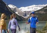 Recorrido por el Parque Nacional Banff con el lago Louise y el lago Moraine. Banff, CANADA