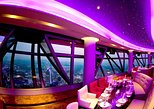 chill out at three sixty revolving restaurant and rooftop bar