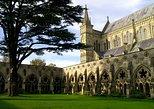 Afternoon Tea in Salisbury Cathedral with Stonehenge & Bath