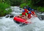 Telaga Waja River Rafting Experience