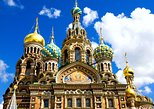 PRIVATE walking Tour to the Russian Museum and Church on Spilled Blood