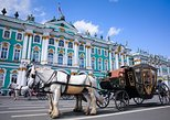 Half-Day St Petersburg PRIVATE Hermitage Walking Tour skip-the-line