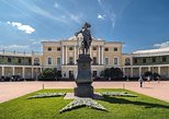1-Day St Petersburg Tour Imperial Residences: Pushkin - Pavlovsk skip-the-line