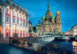 1-Day St Petersburg Small-Group Tour: Hermitage, St Isaac's and more