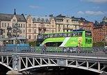 Stockholm Shore Excursion: Stockholm City Hop-On Hop-Off Tour by Bus