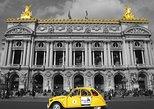 Private Tour: 2CV Paris City Highlights Tour
