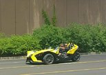 Self-Guided Sling Shot Adventure Vehicle Rental in Gatlinburg