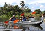 Kayak tour on Nicaragua lake