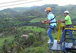 Half-day canopy Zip line