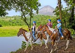 Arenal Volcano Horseback Riding Hot springs included