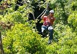 Chukka's Zipline, Tubing and ATV Safari Adventure from Montego Bay