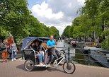 2 hours Amsterdam Rickshaw Tour