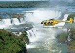Iguazu Falls Panoramic Helicopter Flight