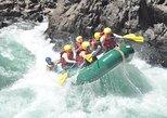 Rafting Rio Manso Para a Fronteira de Bariloche. Mendoza, ARGENTINA