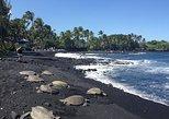 Hawaii Big Island Circle Small Group Tour: Waterfalls - Hilo - Volcano - Black Sand Beach
