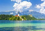Slovenian alpine jewel Lake Bled