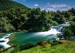 From Zadar: Krka Waterfalls and Sibenik Day Trip