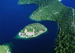 National Park Mljet from Korcula