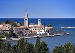 Discover Porec and Pula including Pula Amphiteatre visit and lunch