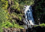 Intimate North Shore Eco-Fun Waterfall from Ko'Olina