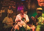 USA - Louisiana: New Orleans Jazz Tour with Live Music and a Beer