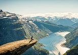 Stavager to Trolltunga - The scenic ride