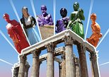 Athens: Temple of Olympian Zeus,Self-Guided Audio Tour on your Phone (no ticket)