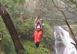 Mega Zipline over 11 Waterfalls from Puntarenas