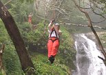Central America - Costa Rica: Puntarenas Shore Excursion: 25 Cables Over 11 waterfalls Zipline Tour