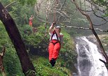 Mega Zipline over 11 Waterfalls at Adventure Park Vista Golfo