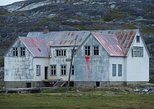 Nordafar - Abandoned fishery station - Private charter 1-6 Passengers - Cabin boat