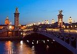 Paris Night Tour Louvre to Notre-Dame