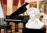 Chopin Piano Concert at Chopin Gallery in Krakow with Glass of Wine